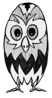 egg_owl by archizero