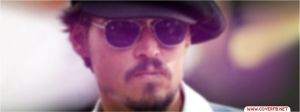 Johnny Depp Cover Facebook Photo by islam744
