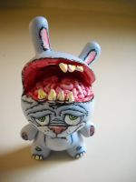 top view of dunny by anthonyDeVito