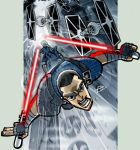 The Force Unleashed II by daviseveriano