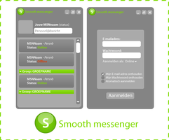 Smooth Messenger skin by ienterprise