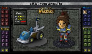 World of Warkart 01: Varian by OmegaClarens