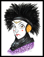 Queen Amidala by jUANy