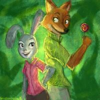 Some Zootopia! by WaterbenderGirl96