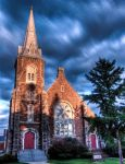 First Methodist by ashralis