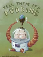 Tell Them it's Pudding REVISED by 3---BR---3