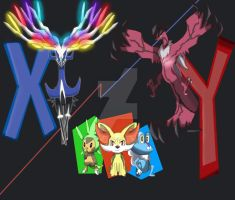 Pokemon XY by Master-Charizard