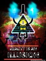 Reality Is An Illusion 2 by iamthemanwithglasses