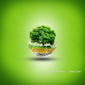 Go Green ... Save Live by Na2L