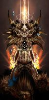 Diablo3 Witchdoctor By Cjf1 by saigetaylor