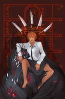 Throne by zombieless