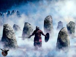 Welcome Vikings!!! by thecasperart