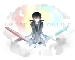 SAO - Double Sword Skill by LullaTheOtaku