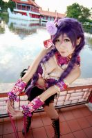 Love Live! - Aromatic Chinese Tea Toujou Nozomi by Xeno-Photography