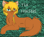 Cat Tia Halibel by NighshadeIceheart