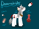 Dreamstrider, Death's Father by LastbutnotAlise
