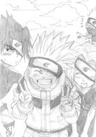 -Team7- by RobicTheEscapist