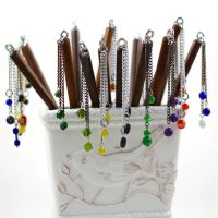 3 Bead Hair Sticks by Utopia-Armoury