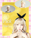 I Pick You by LovingKpop101