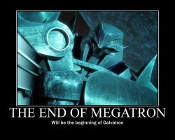 The End of Megatron by SuiteOrchestra