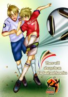 APH: WC 2010 - USA vs. England by FrauV8
