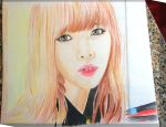 Kim Hyuna 4minute by Fairywater