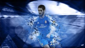 Isco Wallpaper by SemihAydogdu