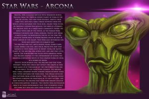 Star Wars - Arcona by Dreamisover