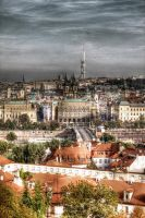 Prague by EllieFragile