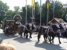 brewery horses and cart II by two-ladies-stocks