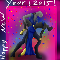 New Year by EroomAlly