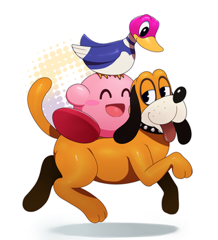 Duck Hunt Dog~ by ss2sonic