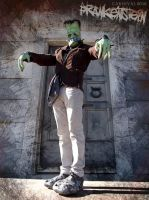 Frankenstein Full costume by mtingstrom