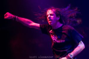 LoG: Randy Blythe.. by straightfromcamera