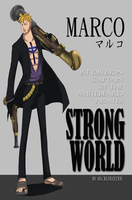 Marco Strong World Design by ArcielFreeder