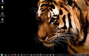 My desktop by boodie