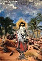 Moses by quirill