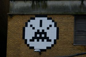 Space Invader by snowmaxx