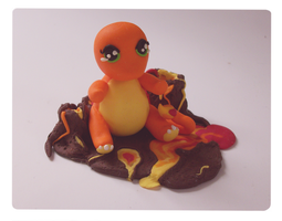 Charmander by FairysLiveHere