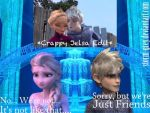 Elsa and Jack React and Respond to Jelsa(AntiJelsa by Storm-Grey