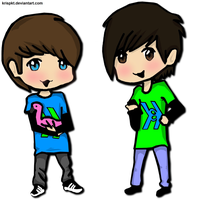 Smosh by RipSpawn