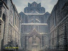 Palace of Kings, Windhelm by GeneralThomas03