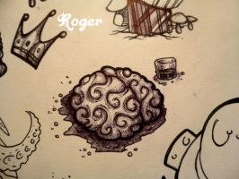 Brain by Rogercarter