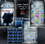 Joker Theme for S60 V5 by Reptlle