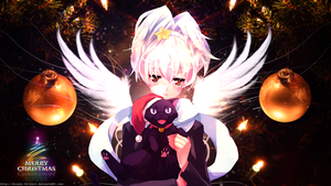 Wall: Yin DTB Merry Christmas by Hizaki-Project
