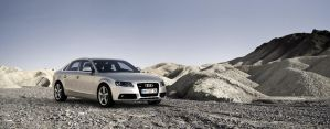 Audi Rocks by MUCK-ONE