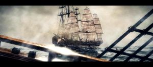 Naval Warfare by MalteBlom