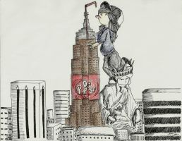 Empire State Drink by amcAnimator002