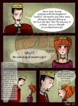 Diary of princess: page 42 by G3N3
