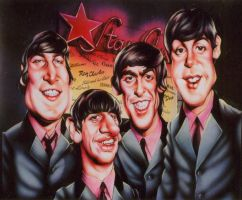 "Beatles ""Star Club"" by JSaurer"